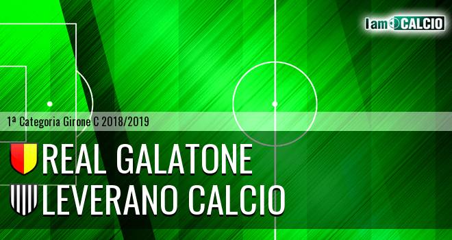 Real Galatone - Leverano Calcio