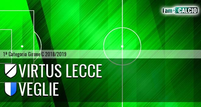 Virtus Lecce - Veglie