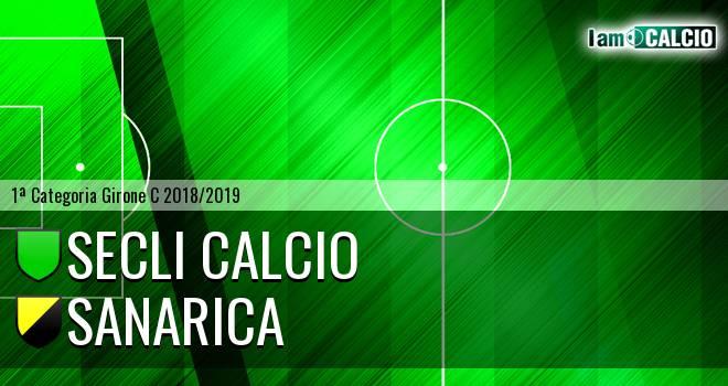 Secli Calcio - Sanarica