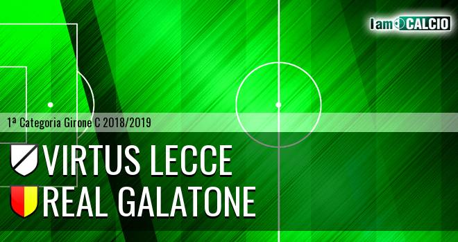 Virtus Lecce - Real Galatone