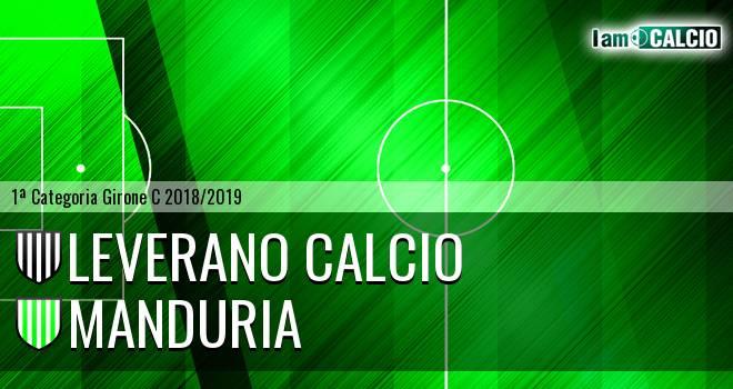 Leverano Calcio - Manduria