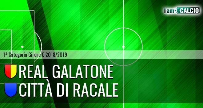 Real Galatone - Città Di Racale