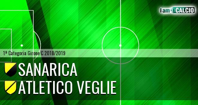 Sanarica - Atletico Veglie