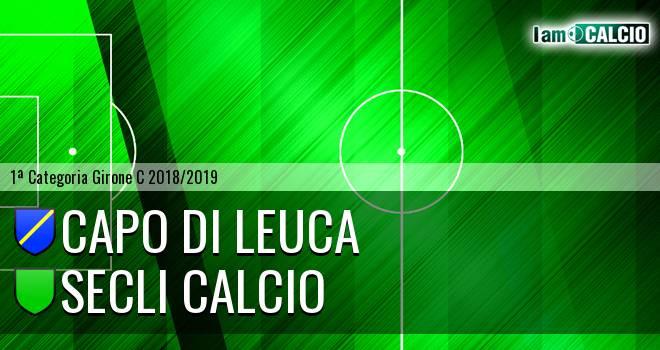 Capo di Leuca - Secli Calcio