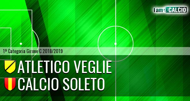 Atletico Veglie - Calcio Soleto