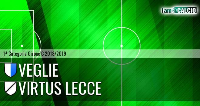 Veglie - Virtus Lecce