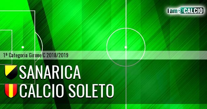 Sanarica - Calcio Soleto