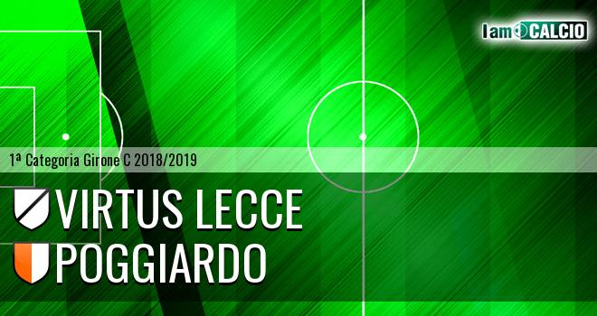 Virtus Lecce - Poggiardo