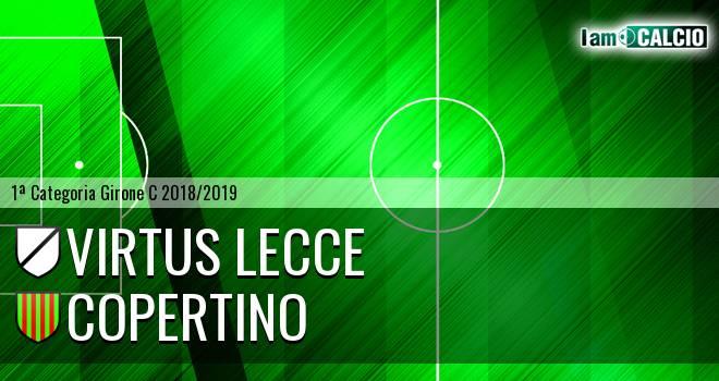 Virtus Lecce - Copertino