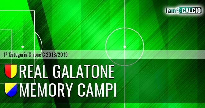 Galatina - Memory Campi