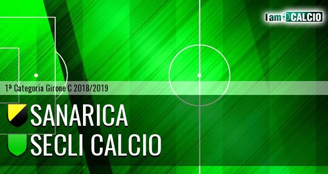 Sanarica - Secli Calcio