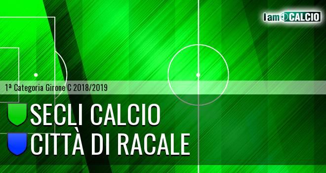 Secli Calcio - Città Di Racale