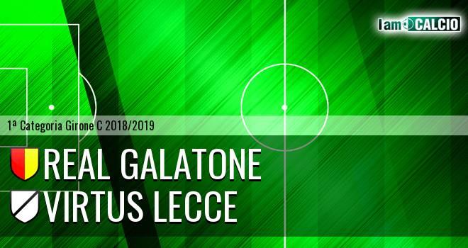 Real Galatone - Virtus Lecce