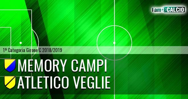Memory Campi - Atletico Veglie