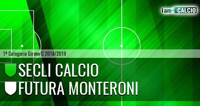 Secli Calcio - Futura Monteroni