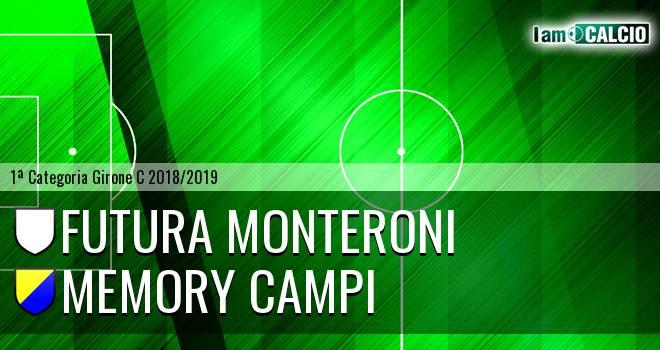 Futura Monteroni - Memory Campi
