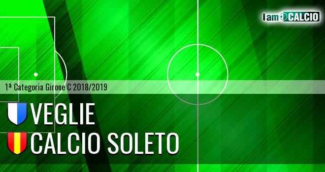 Veglie - Calcio Soleto