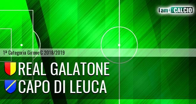 Real Galatone - Capo di Leuca