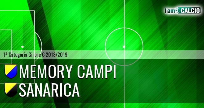 Memory Campi - Sanarica