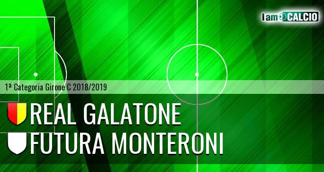 Real Galatone - Futura Monteroni