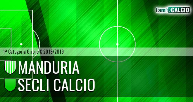 Manduria - Secli Calcio