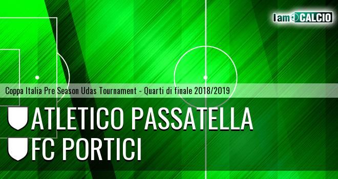 Atletico Passatella - FC Portici
