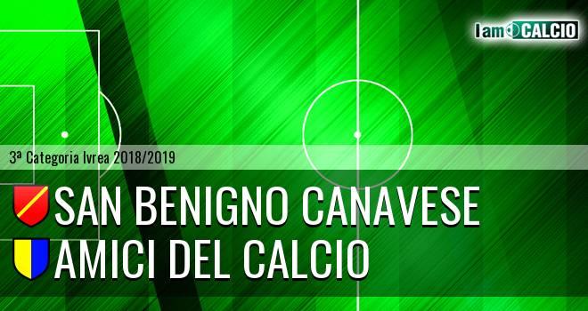 San Benigno Canavese - Amici del Calcio