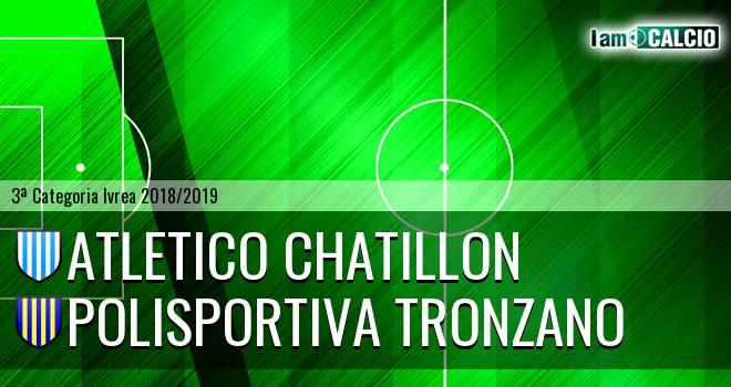 Atletico Chatillon - Polisportiva Tronzano