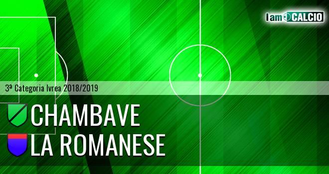 Chambave - La Romanese