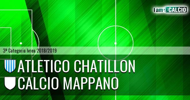 Atletico Chatillon - Calcio Mappano
