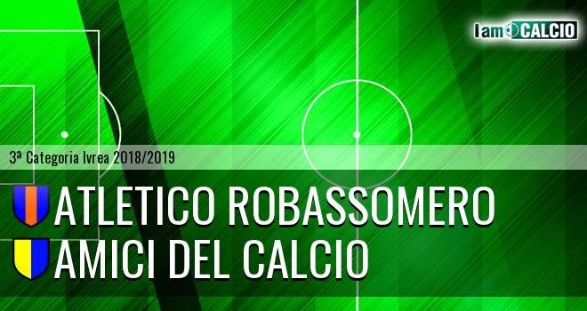 Atletico Robassomero - Amici del Calcio