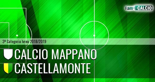 Calcio Mappano - Castellamonte