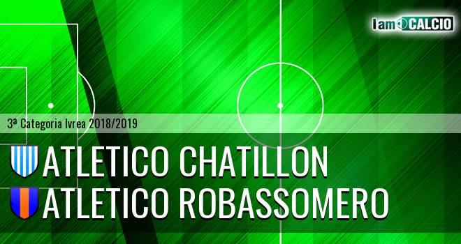 Atletico Chatillon - Atletico Robassomero