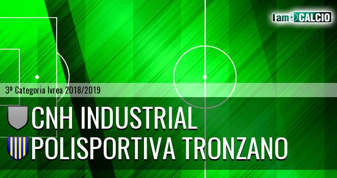 Cnh Industrial - Polisportiva Tronzano
