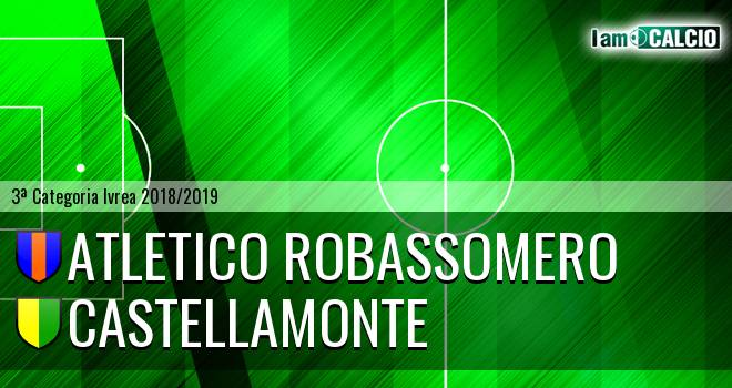 Atletico Robassomero - Castellamonte