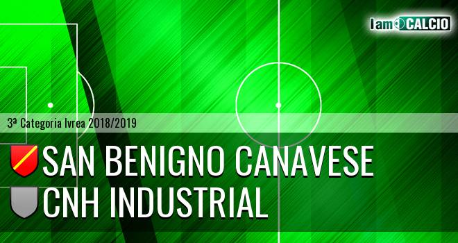 San Benigno Canavese - Cnh Industrial