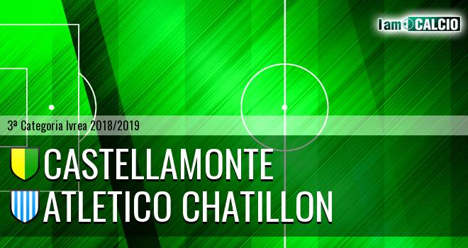 Castellamonte - Atletico Chatillon