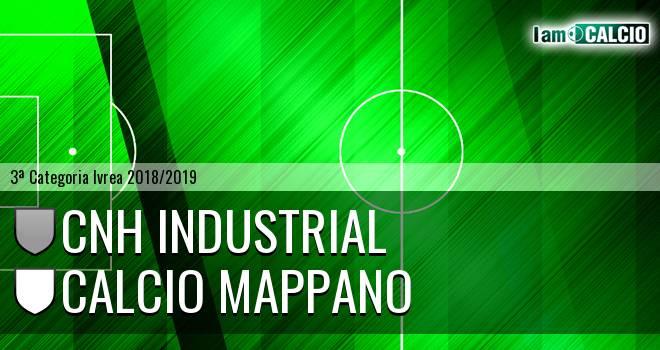 Cnh Industrial - Calcio Mappano