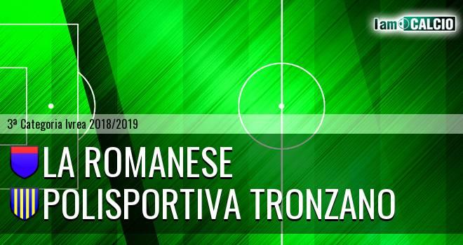 La Romanese - Polisportiva Tronzano