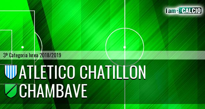 Atletico Chatillon - Chambave