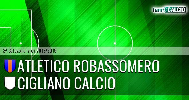 Atletico Robassomero - Cigliano