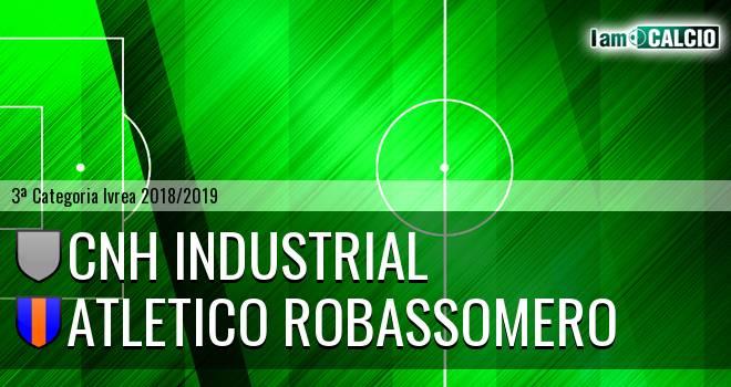 Cnh Industrial - Atletico Robassomero
