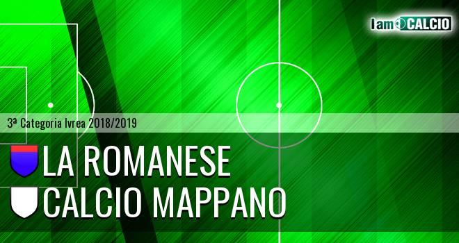 La Romanese - Calcio Mappano