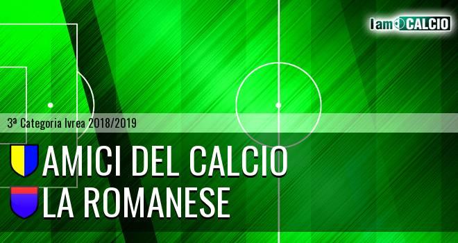 Amici del Calcio - La Romanese