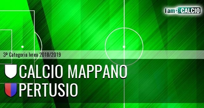 Calcio Mappano - Pertusio