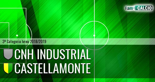 Cnh Industrial - Castellamonte