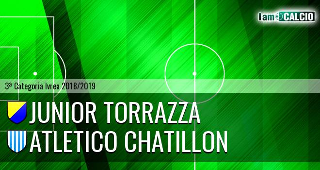 Junior Torrazza - Atletico Chatillon