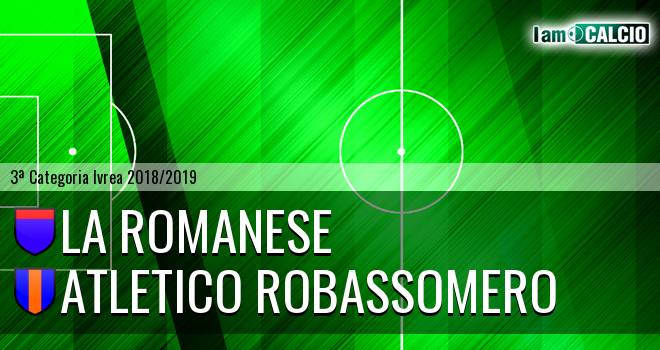 La Romanese - Atletico Robassomero