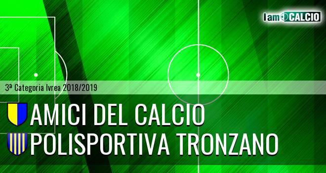 Amici del Calcio - Polisportiva Tronzano