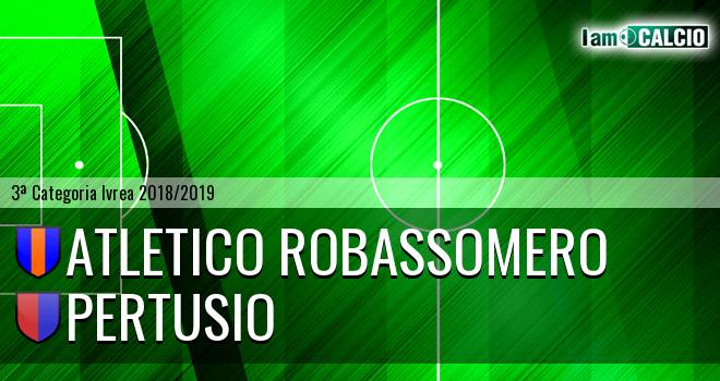 Atletico Robassomero - Pertusio